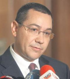 JURNAL DE CAMPANIE. Ponta: Eu sunt seful in PSD. Toata lumea ma iubeste