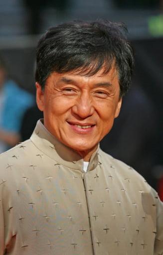 "Jackie Chan spune ""stop"" filmelor de actiune"