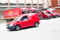 Jaf asupra unei masini de posta: Patru suspecti retinuti, inclusiv postasul batut