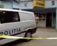 Jaf la o casa de schimb valutar din Timisoara: s-au furat 25.000 de euro (Video)