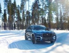 Jaguar iti propune un crossover fara limite. Cum se descurca in medii extreme