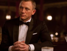 James Bond, rapus de alcool la 56 de ani