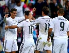 James Rodriguez, impresionat de Cristiano Ronaldo