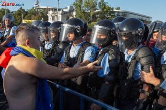 Jandarmeria anunta ca de data aceasta se va axa in primul rand pe dialog la noul protest din 10 august
