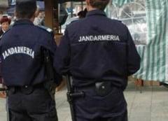 Jandarmii, alaturi de cetateni de Ziua Nationala a Romaniei