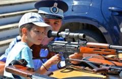 Jandarmii ialomiteni au avut azi misiune cu publicul