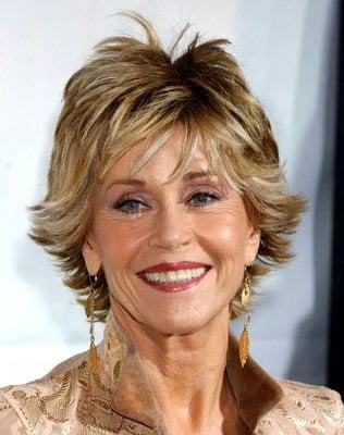 Jane Fonda ofera ghidul sexului la varsta a treia