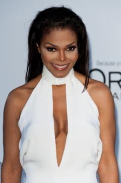 Janet Jackson a devenit mama la varsta de 50 de ani