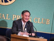 Japonia: Yoshihide Suga castiga sefia partidului de guvernamant si il va inlocui pe Shinzo Abe in functia de premier