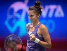 Jaqueline Cristian, victorie uriasa la Tenerife. A invins-o pe semifinalista de la Roland-Garros si bate la portile Top 100 mondial