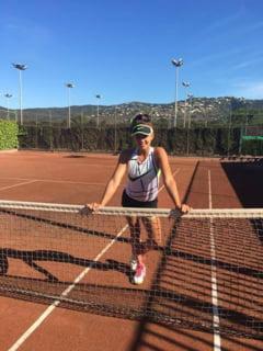 Jaqueline Cristian a castigat un turneu ITF disputat la Mamaia