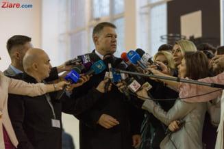 Jean-Claude Juncker si Donald Tusk il felicita pe Klaus Iohannis pentru realegerea in functia de presedinte