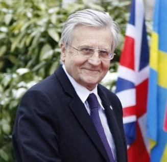 Jean-Claude Trichet, cavalerul pe cal alb al Europei?