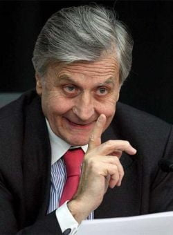 Jean-Claude Trichet sprijina ideea unei conduceri bancare globale