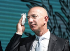 Jeff Bezos, cel mai bogat om din lume, si-a sporit averea cu 13 miliarde de dolari intr-o singura zi