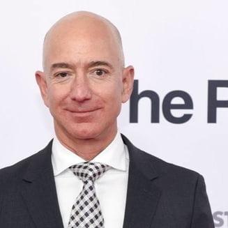 Jeff Bezos ramane cu 75% din Amazon, dupa divort