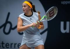 Jelena Ostapenko, in finala turneului de la Linz dupa o revenire incredibila