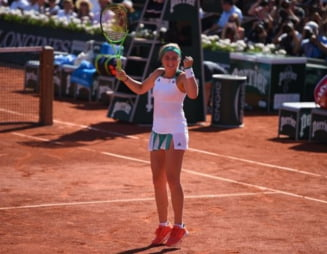 Jelena Ostapenko, prima reactie dupa ce-a castigat turneul de la Roland Garros
