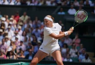 Jelena Ostapenko explica motivul eliminarii de la Wimbledon: Scuza gasita de sportiva letona