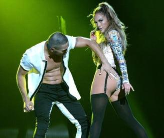 Jennifer Lopez, extrem de provocatoare in primul concert in cartierul natal, Bronx (Video, Galerie foto)