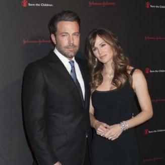 Jennifer Lopez a scos-o din sarite pe sotia lui Ben Affleck