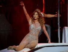 Jennifer Lopez alcool