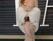 Jennifer Lopez rochie petrecere Oscar