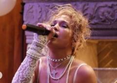 """Jennifer Lopez si-a """"speriat"""" viitorul sot de Halloween: s-a imbracat ca Madonna, fosta iubita a acestuia"""
