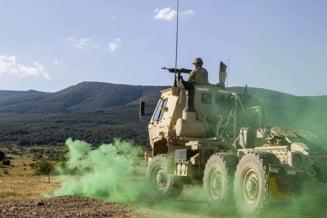 """Jens Stoltenberg: SUA """"s-au consultat indeaproape"""" cu aliatii din NATO inainte de anuntul privind relocarea trupelor"""