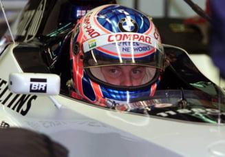 Jenson Button revine in Formula 1, la echipa Williams