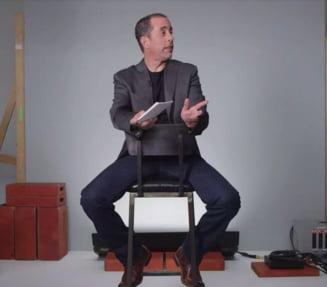 """Jerry Seinfeld da verdictul: Dai sau nu """"like"""" atunci cand cineva anunta un deces? (Video)"""