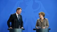 Jerusalem Post: Merkel i-a cerut lui Iohannis sa blocheze planul Guvernului de mutare a ambasadei la Ierusalim
