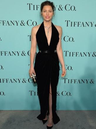 Jessica Biel, despre cerceii lui Justin Timberlake si bijuteriile la barbati