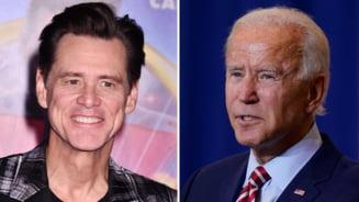 "Jim Carrey va fi Joe Biden in al 46-lea sezon al emisiunii ""Saturday Night Live"""