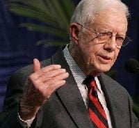 Jimmy Carter: Israelul are cel putin 150 de arme nucleare