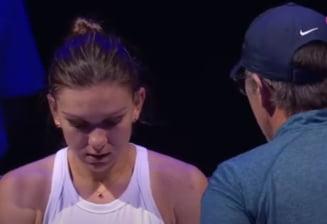Jo Durie se declara socata de felul in care s-a purtat Darren Cahill cu Simona Halep: A fost umilitor