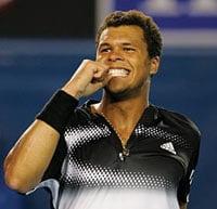 Jo-Wilfried Tsonga, in finala Australian Open