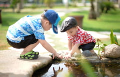 Joaca in pandemie, cruciala pentru copii si parinti