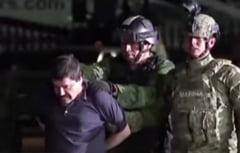 """Joaquin """"El Chapo"""" Guzman a fost condamnat la inchisoare pe viata, plus inca 30 de ani"""