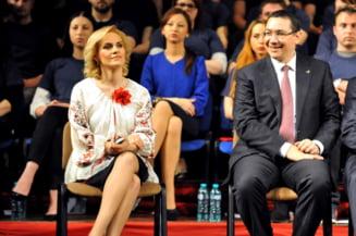 """Jocul pe Stanga pentru Primaria Bucuresti. Rafuiala de orgolii intre Firea si Ponta il """"umfla"""" puternic pe candidatul opozitiei"""