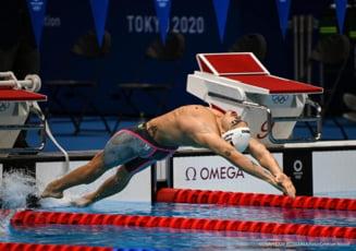 Jocurile Olimpice, înot: Robert Glință și Bianca Costea au ratat calificarea în semifinale