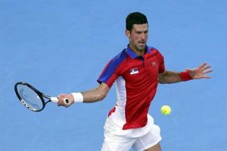 Jocurile Olimpice: Djokovici a făcut încă un pas spre marele său vis! Tabloul sferturilor de la Tokyo