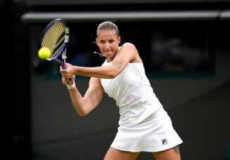 Jocurile Olimpice: avem sferturile de finală la tenis feminin! Încă o mare favorită a părăsit competiția