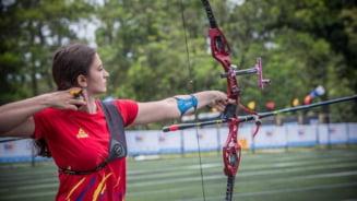 Jocurile Olimpice, tir cu arcul: Mădălina Amăistroaie, învinsă și de emoții la Tokyo