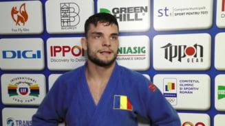 Jocurile Olimpice 2020: Judoka Alexandru Raicu, eliminat în primul tur al categoriei 73 kilograme