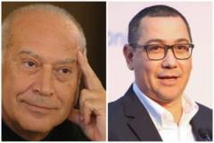 Jocurile facute de Victor Ponta si Dan Voiculescu pot stabili soarta Guvernului