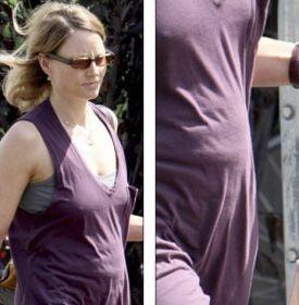 Jodie Foster este din nou insarcinata?