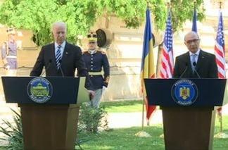 Joe Biden: Niciun roman, ca si niciun american nu se gaseste deasupra legii