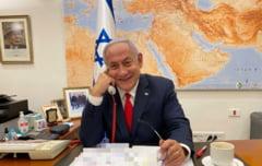 Joe Biden, convorbire telefonica cu premierul israelian Benjamin Netanyahu. Iranul, principala tema abordata