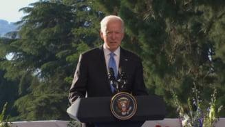 Joe Biden, dupa intalnirea cu Putin: ''Cum pot sa fiu presedintele Statelor Unite si sa nu ma exprim impotriva incalcarii drepturilor omului'' VIDEO